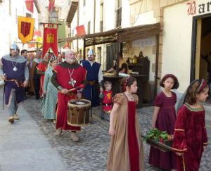 Fiesta Medieval-1 edicao