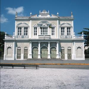 theatro fachada