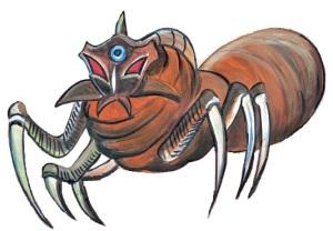 formigas giga